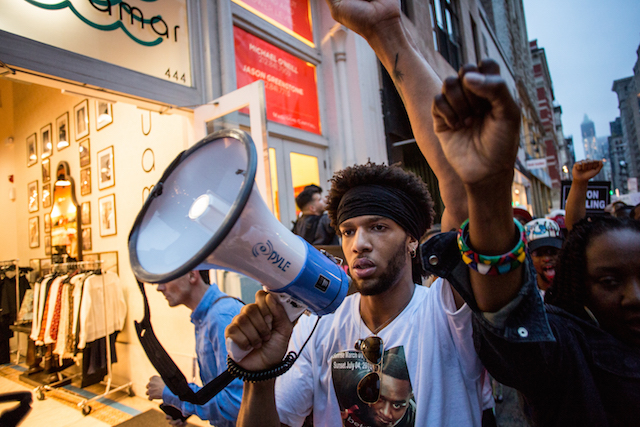 Photos, Video: Protesters Demand Justice After Release Of Brooklyn Road Rage Shooting Video