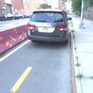 Unhinged Driver Chases Cyclists In Brooklyn Bike Lane, NYPD Shrugs