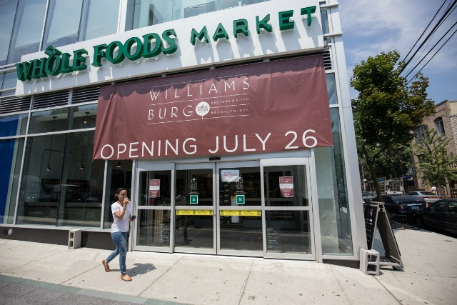 First Look Inside Williamsburg's New Whole Foods, Opening Tuesday