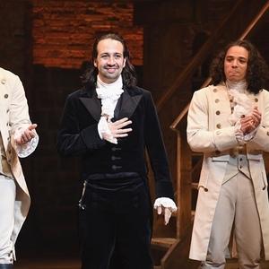 Photos: Lin-Manuel Miranda Cuts His Hair After Final 'Hamilton' Performance