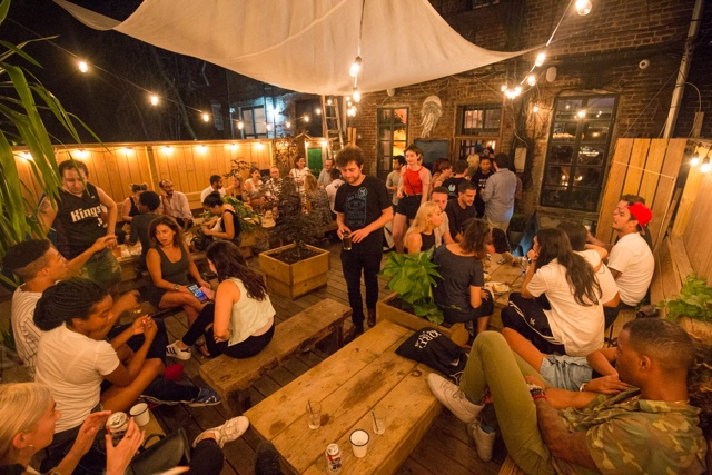 This Is What A Pokémon Go Party In Bushwick Looks Like