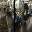Video: Dead Crabs Left On The Subway Weren\'t So Dead After All