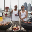 NYC Grilled: See What Everyone Was Grilling Up In Brooklyn Bridge Park For July 4th Weekend