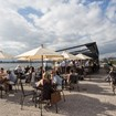 Sip Vinos Pierside At City Vineyard, A New Restaurant On The Hudson