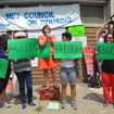 Protesters & Politicians Clash At Inwood Anti-Gentrification Rally