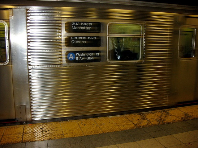 16-Year-Old Boy Fatally Struck By 'A' Train At 42nd Street