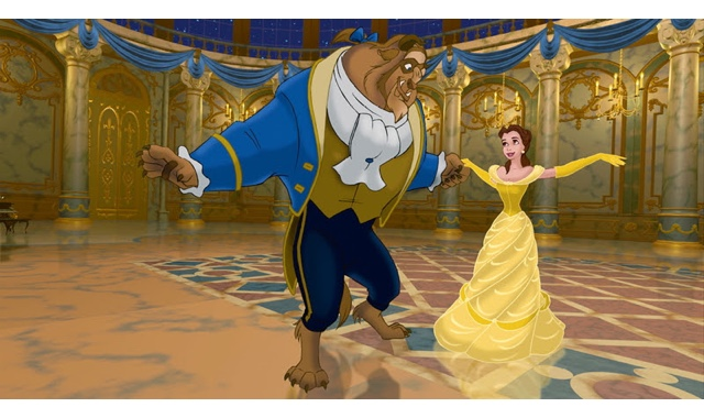 The Story Of How Disney Brought 'Beauty & The Beast' To The NYFF In The '90s