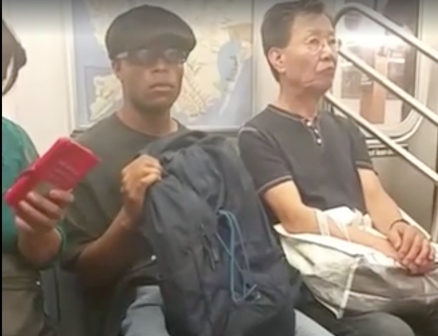 Alleged Subway Masturbator, Shamed In Viral Video, Arrested But Insists He's Innocent