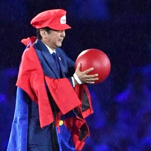 Photos, Video: Japanese PM Shinzo Abe Was Super Mario At Rio Olympics Closing Ceremony