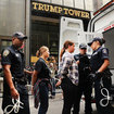 Immigration Advocates Arrested In Protest Outside Trump Tower