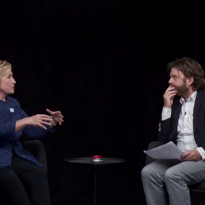 Video: Zack Galifianakis Grills Hillary Clinton 'Between Two Ferns'