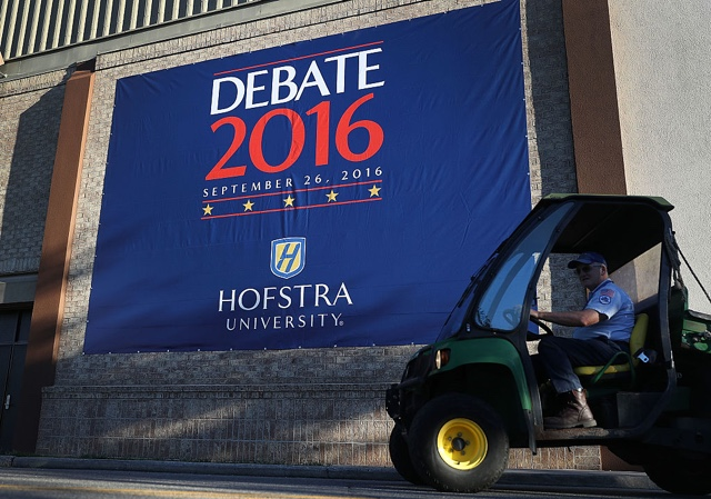Where In NYC To Watch Monday's Presidential Debate Without Giving In To Despair