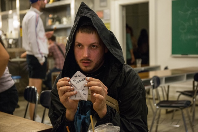 Photos: Party-Goers Go 'Back To School' For MoMA PS1 Blow-Out
