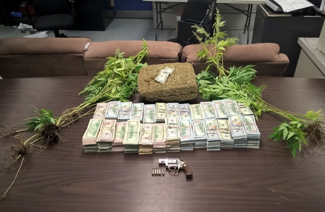 Brooklyn Home Alarm Leads Cops To Pot, $700K Cash & Fake Parking Placards