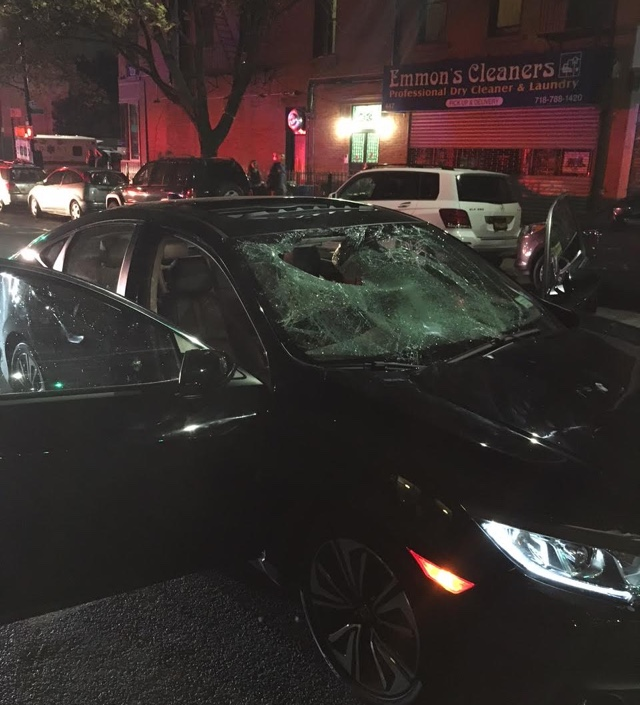 Witness: Driver 'Exploded A Cyclist' In Grisly Park Slope Crash