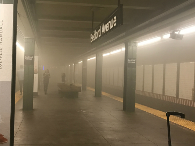 Still No L Train Between Manhattan & Brooklyn Following Morning Hotbox