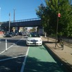 Car Dealership Finds Queens Boulevard Bike Lane Is A Great Place To Store Cars