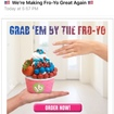 16 Handles Used Trump's Sexual Assault Lingo To Sell Fro-Yo. Sad!