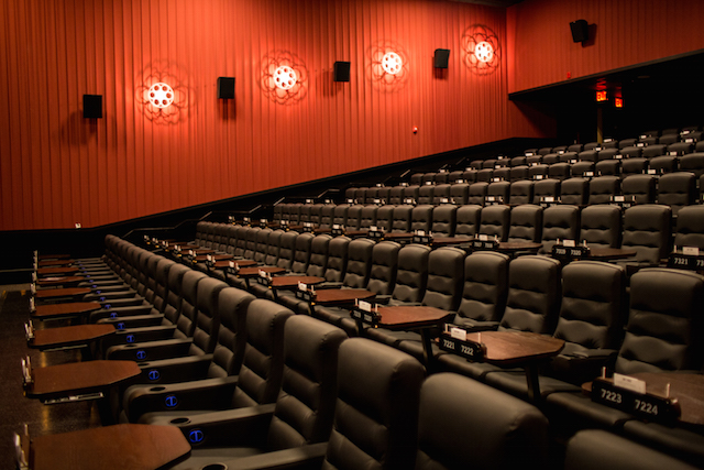 Inside The Finally-Finished & Very Deluxe Brooklyn Alamo Drafthouse