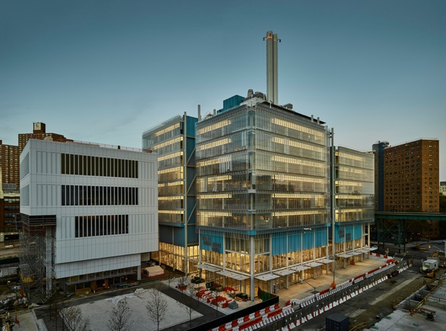 Columbia's Huge Manhattanville Expansion Is Moving Right Along