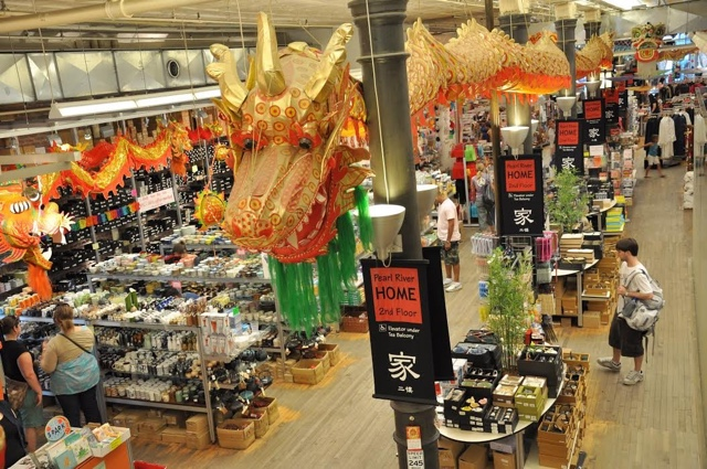 Is Pearl River Mart Reopening In Tribeca?