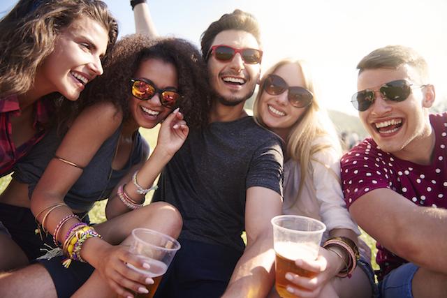 Glass Ceiling HAMMERED: Millennial Women Are Just As Drunk As Millennial Men