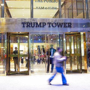 NYC Officials Petition Trump For Federal Funds To Cover His $1 Million/Day Security
