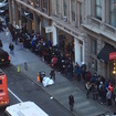 SoHo Residents Say Huge Crowds Outside New Nike Store Are Driving Them Nuts