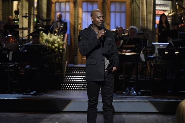 Dave Chappelle Got Advice From Louis CK For His Post-2016 Election SNL Monologue