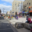 Department Of Transportation Debuts Pedestrian Plaza At Chaotic Bushwick Intersection