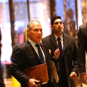 EPA Staffers Are Begging Congress To Stop Scott Pruitt Today