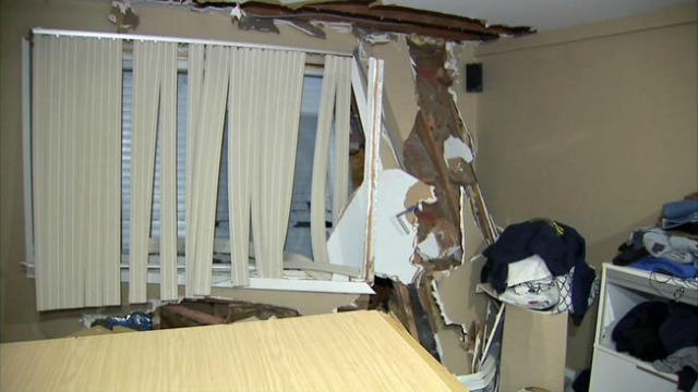 Queens Man Injured After Driver Crashes Into His Bedroom