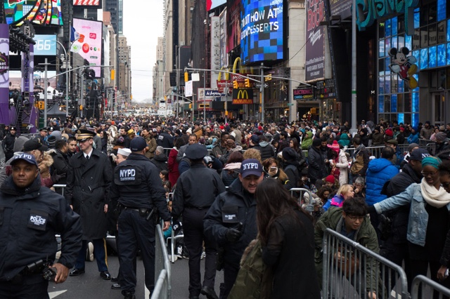 Here Are Your New Year's Eve Street Closures
