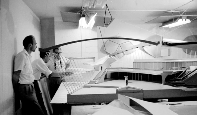 Step Inside The Iconic TWA Flight Center In Exclusive Clip From Upcoming Eero Saarinen Documentary