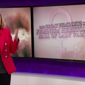 Video: Samantha Bee Rips Into 'Soulless, Machiavellian' Kellyanne Conway