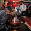 Photos: Ray's Candy Store Owner Celebrates 84th Birthday With Belly Dancer & Poetry