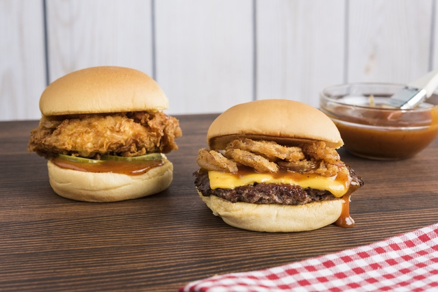 Shake Shack Introduces Limited-Edition BBQ ShackMeister Cheeseburger