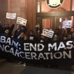 Activists Block Doors To Cuomo's Albany Offices To Protest Indigent Legal Defense Veto