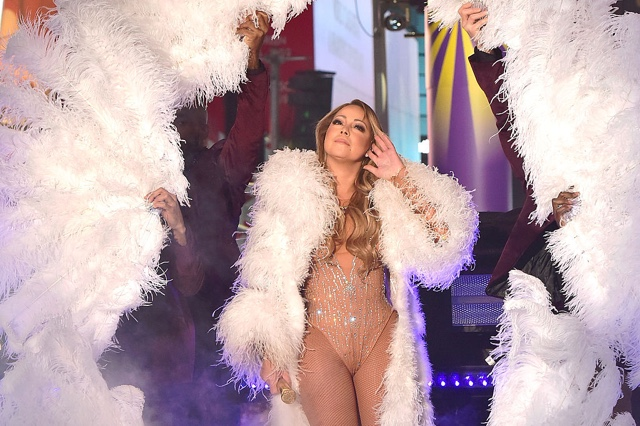 Mariah Carey On Her Times Square NYE Lip Sync Fail: 'Sh*t Happens'