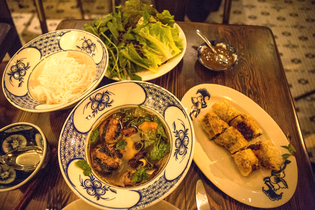 Two Ambitious Vietnamese Restaurants Opened Recently, Only One Of Them Is Any Good