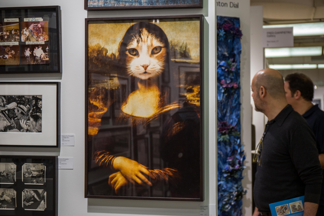 Inside The Outsider Art Fair, Featuring 'The Barack Obama Readings'