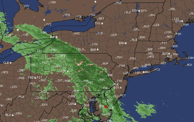 Forecast: Lots Of Rain On The Way