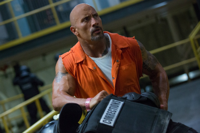 Video: Bald Men Bicker Gloriously In 'The Fate Of The Furious' Super Bowl Trailer
