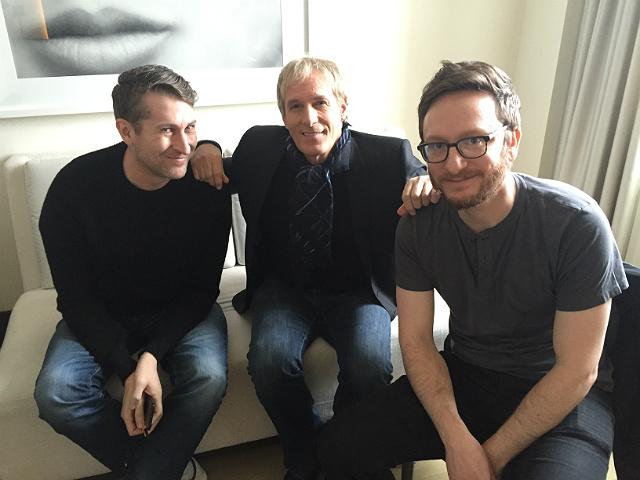 Michael Bolton, Scott Aukerman & Akiva Schaffer Talk Valentine's Day Plans & Learn About Hygge