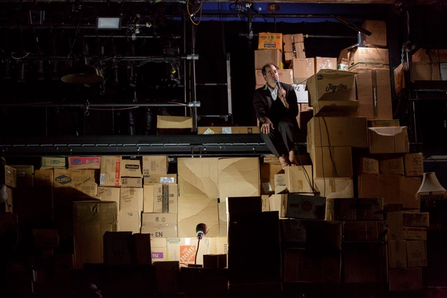 See 'The Object Lesson,' A Phenomenal Study Of Stuff At New York Theatre Workshop
