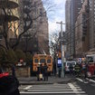 4 Injured After School Bus Driver Jumps Curb On Upper East Side
