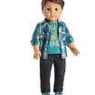 I Hate This Boy American Girl Doll