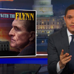 Late Night Comedians Feast On Flynn: 'It's Funny Because It's Treason'