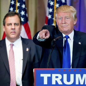 Chris Christie Reportedly Still Thinks He's Getting A Trump White House Job