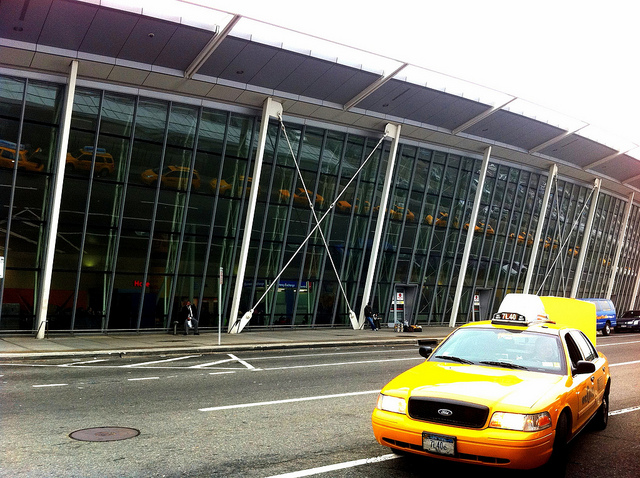 Port Authority Considers $4 'Access Fee' On Trips To & From Airports